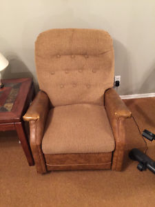 Free Recliner and living room chair