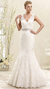 Gorgeous Eddy K. Wedding gown - never worn!
