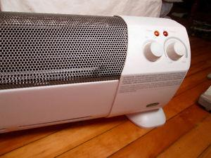 Honeywell Quality Electric Heater, Radiator Style