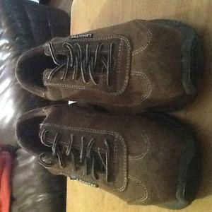 Lemaitre steel toe boots size. Like new.