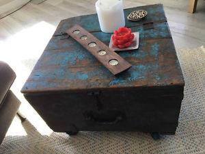 Rustic Chest/Coffee Table