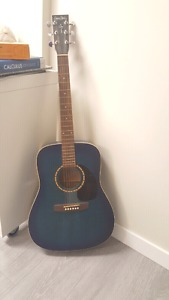 Simon and Patrick luthier guitar