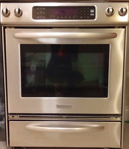 Stainless Steel Kitchen Aid Appliances For Sale