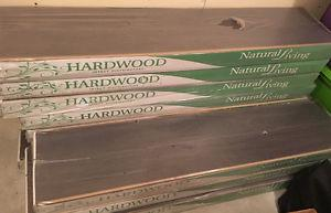 Stunning laminated wooden flooring brand new in boxes