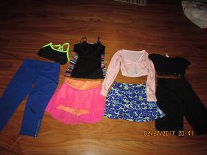 Triple flip size 10 girls clothes