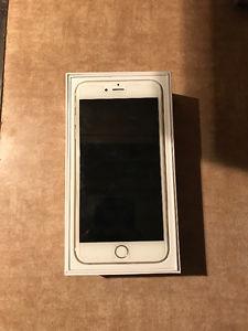 UNLOCKED iPhone 6 Plus 16gig White/Gold