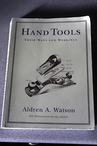 Woodworking and Hand Tools illustrated book. $15