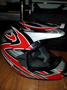 Youth's Dirt Bike Helmet