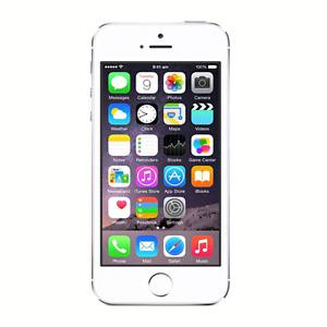 iPhone 5S 16GB unlocked to Telus/Koodo