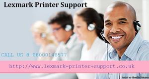 lexmark printer helpline