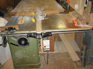 """10"""" cabinet table saw"""