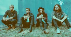 4 KALEO tickets for The Orpheum Theatre on April 5th