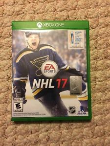 BRAND NEW NEVER OPENED NHL 17