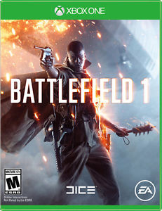 Brand New Battlefield 1 for Xbox one