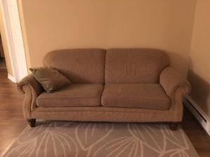 Couch and love seat for sale, NEED GONE ASAP