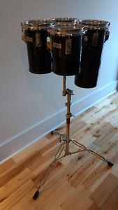 Dixon Rocket/Octoban type drums / toms $150 obo