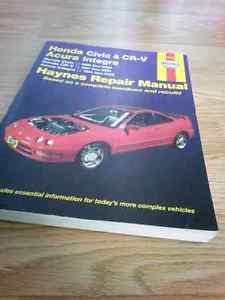Haynes repair manual Honda / Acura