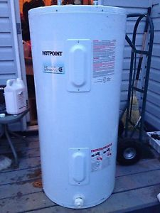 Hot water heater electric