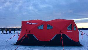 Ice Fishing Tent for Rent
