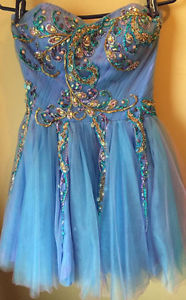 Jasz Couture prom dress for sale