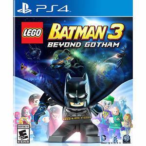 Lego Batman 3 - new