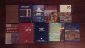 MUN Civil Engineering Textbooks