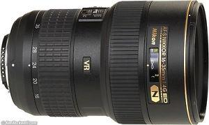 NIKON full frame ultra-wide mm f4 VR lens