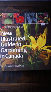 New Illustrated Guide to Gardening in Canada - Trevor Cole