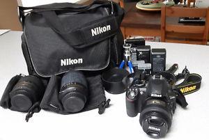 Nikon Camera Package