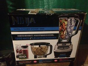 Ninja, blender, food processor