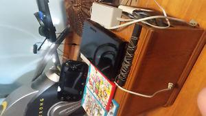 Nintendo Wii U including 3 games