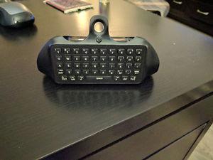 PS4 Bluetooth Mini Wireless Chatpad