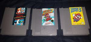 Super Mario Bros./ Duck Hunt, Super Mario Bros. 2 & 3 (Nes)