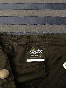 Swix training pants Junior size