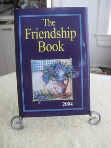 """The FRIENDSHIP BOOK..[]""...A TRUE CELEBRATION EVERY"