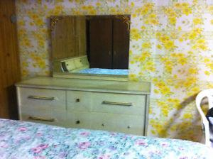Three Piece Bedroom Suite