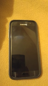Unlocked Galaxy S **never been out of the case**