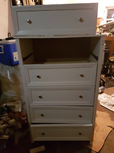 Used 5 drawer dresser