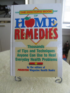 "VINTAGE [] ""THE DOCTOR'S BOOK of HOME REMEDIES""..MINT"