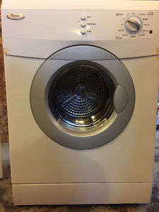 WHIRLPOOL SMALL SIZE DRYER