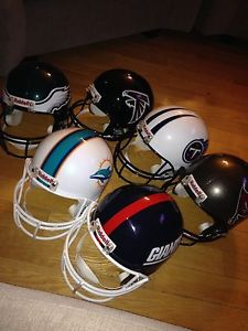 Wanted: Looking for Authentic or Replica NFL helmets