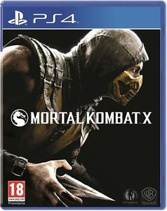 Wanted: Looking for Mortal Kombat X /XL
