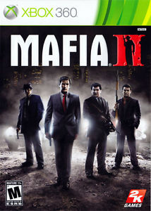 Wanted: WANTED MAFIA 2 FOR XBOX 360
