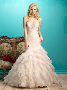 Wedding Dress- Allure Bridal