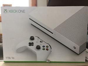 XBOX ONE and many awesome games!