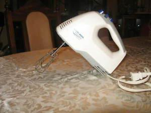 black & decker hand mixer