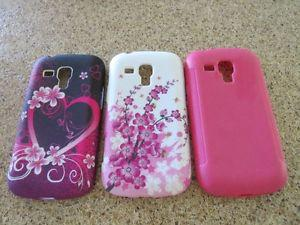 3 Samsung Galaxy Ace phone covers