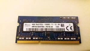 4GB laptop Ram stick