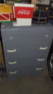 ANTIQUE s real wood chest for sale in solid shape --