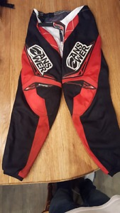 Answer Synchron dirt bike pants